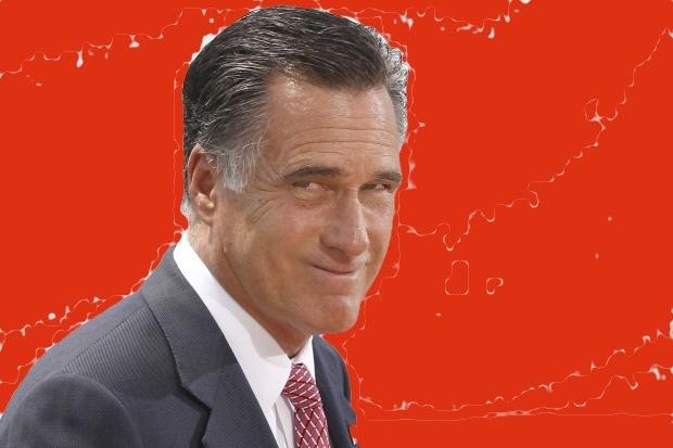 Sneaky Mitt Romney