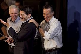 "Romney and Ryan's Love ""Kismet"""