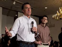 Romney and Ryan look angry and stand apart. The honeymoon is over.
