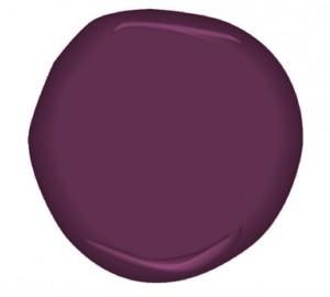 elderberry Wine CSP-470 Benjamin Moore paint