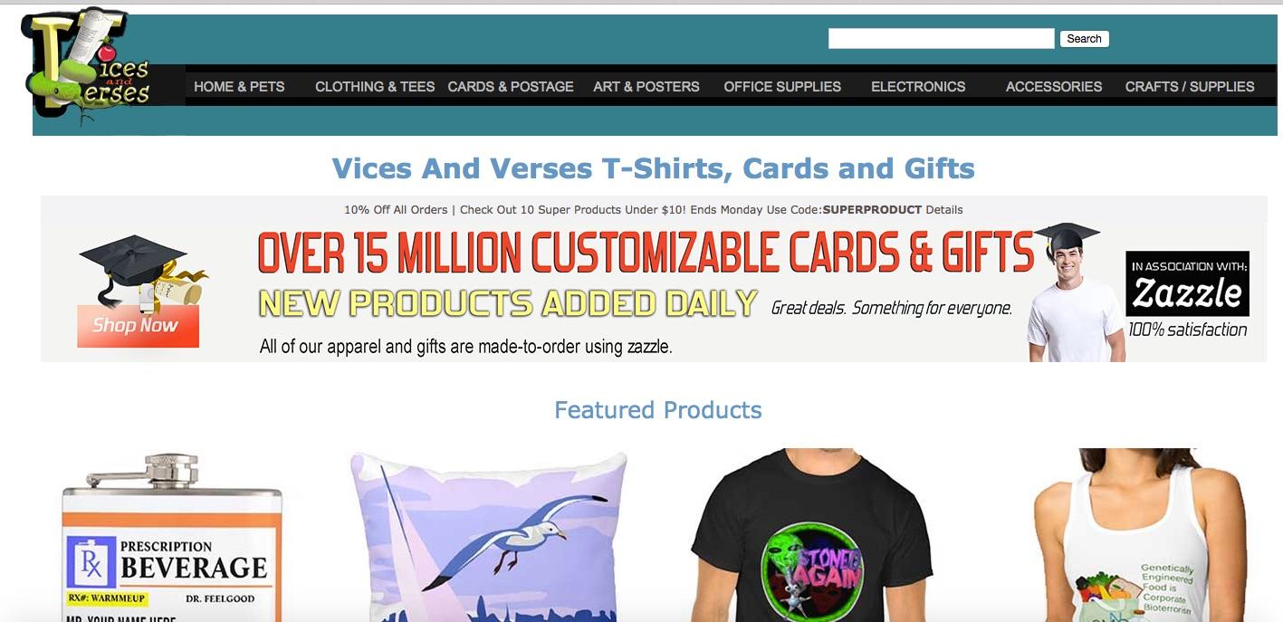 vicesandverses.com