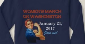 Women's March on Washington Personalized shirt